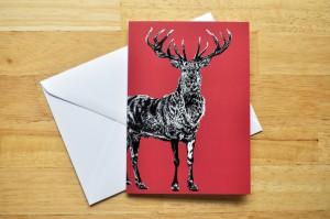 reindeer cardsm