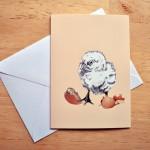 chick egg card sm