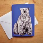 polar bear card sm,