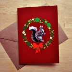 squirrel christmas card sm