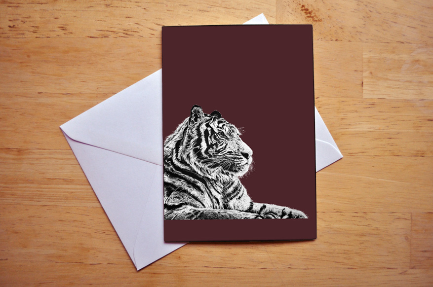 tiger card sm