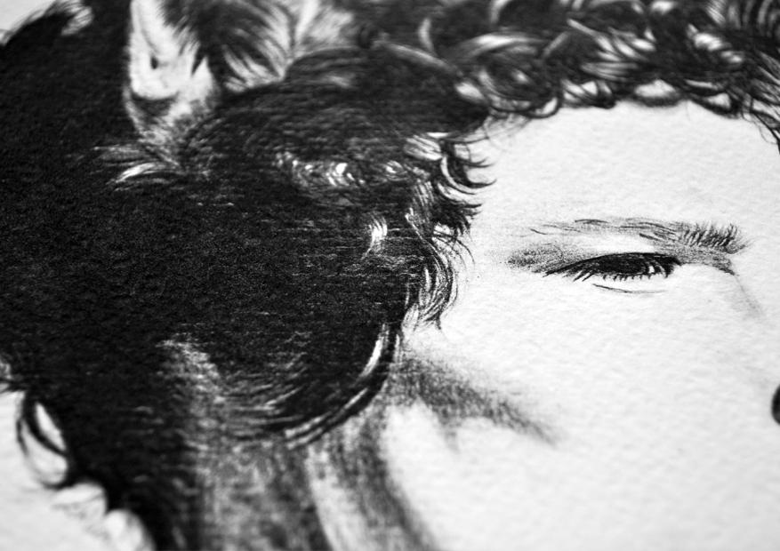 wolf boy detail